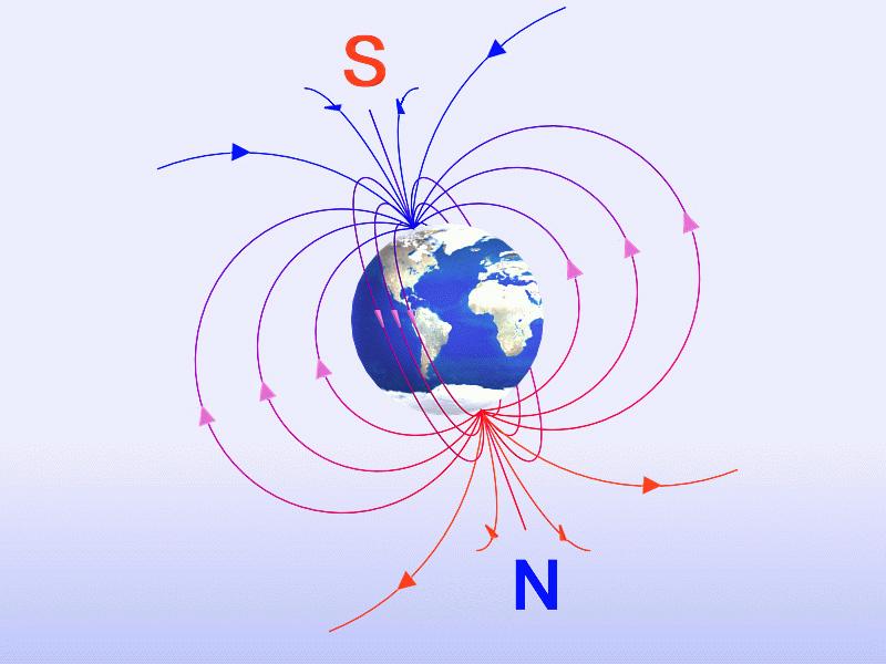 Магнитное поле Земли-1